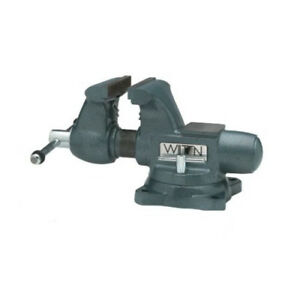 Wilton Wmh63199 1745 Tradesman Vise 4 1 2 In Jaw Width 4 In Jaw Opening New