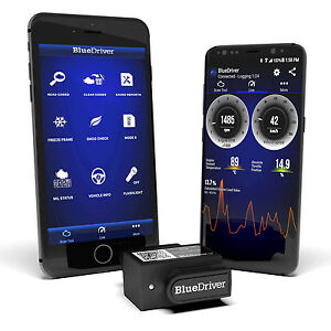 Bluedriver Bluetooth Professional Obdii Scan Tool For Android And Iphone