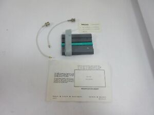 Tektronix 4931 01 014 0949 Test Set Calibration 035 5029 00