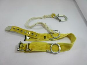Safety Belt Miller 209r Nos