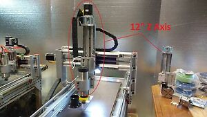 Robo shop Pro Cnc 12 Z 3 4 5 Axis For Cnc Router Cnc Mill Cnc Work Machine Kit