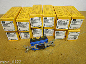 Hubbell Cs115 Toggle Switch 15amp 120 277v New lot Of 12