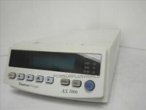 Thermo Finnigan As2000 Headspace Control Unit