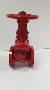 Fivalco 3299 300 fla Os y Flanged Gate Valve