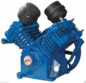 Bare Replacement Pump without Unloaders Emglo Jenny Model 421 1501 W