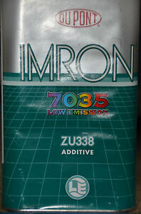 Dupont Imron Zu338 1 Litre Low Emmission Additive
