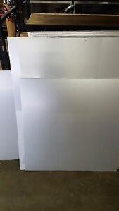 040 Clear Anodized Aluminum 5005 Angles 3 X 3 X 96 lot Of 6