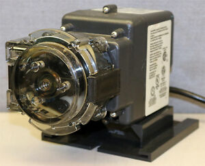 Stenner Pump Company 45mp5 Single Head Fixed Chemical Injection Pump