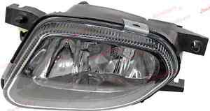 Mercedes 2005 2006 E320 E500 1x Fog Light Driver Side Non amg Oem Hella New