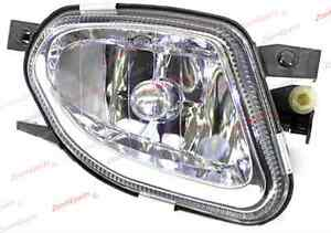 Mercedes E500 W211 1x Fog Light Front Passenger Side Non Amg Oem Hella New
