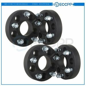 4pcs 1 25 32mm Adapter 5x4 5 To 5x5 Wheel Spacers Fits 2002 2007 Jeep Liberty