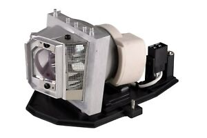 Oem Bulb With Housing For Optoma Hd25e Projector With 180 Day Warranty