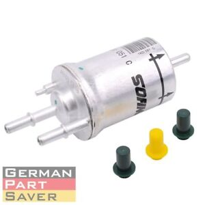 Oem Fuel Filter 6 6 Bar Pressure Regulator Audi A3 Tt Vw Golf Jetta 1k0201051k