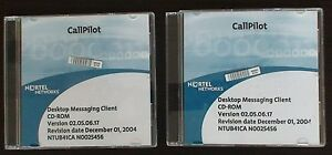 Nortel Networks Ntub41ca Call Pilot Desktop Messaging Client Version 02 05 06 17