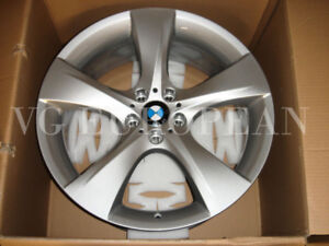 Bmw F02 F01 7 series Genuine Star Spoke 311 21 Wheels