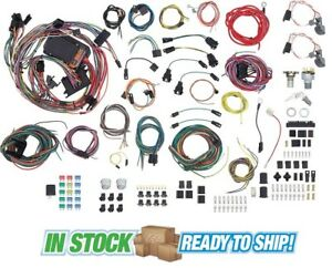 61 64 Chevy Impala Classic Update American Autowire Wiring Harness Kit 510063