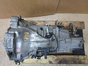 01 Boxster Rwd Porsche 986 5 Speed Manual Transmission Gearbox Efd 87 092