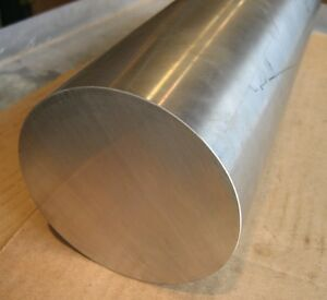 2 5 Dia X 6 Long Monel 400 Nickel Copper Round Rod Bar Stainless Steel