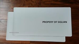 12 x24 Blank Car Magnet Sign 30 Mil 15 Sheets