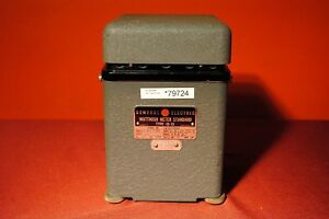 General Electric Ib 10 Aaa107 Watthour Meter Calibrator