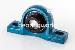 New Hcp211 34 High Quality 2 1 8 Eccentric Locking Pillow Block Bearing