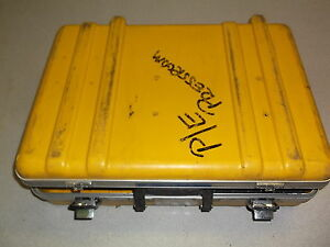 Mcnaughton Yellow Hard Case Y2k Y2k 450 free Shipping