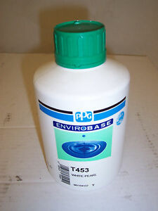T4031 Ppg Envirobase Tinter 500ml Waterbased Mixing Colour Basecoat