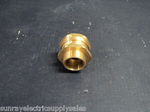 Hawke 501 421 c2 m40 Flameproof Brass Cable Gland New