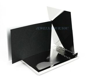 Montblanc Desktop Mirrored Stainless Steel Memo Pad Box New Box 7794 Germany