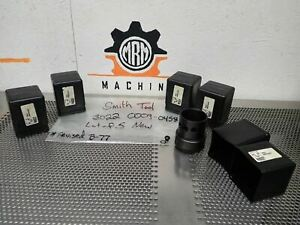 Smith Tool 3022 0009 0458 Ball Lock Spindle Adapters New Old Stock