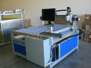 Sibe Automation 3 Axis Cnc Router 3d Milling 36 X 36 Cadcam Included Plug