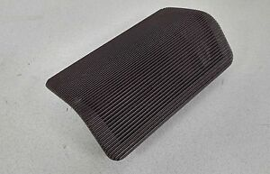 Nice Used Original Genuine Porsche 924 924s 944 Dash Speaker Cover Brown Plastic