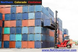 40 Foot Long Cargo Worthy Storage Freight Container Co wy Delivery Avail