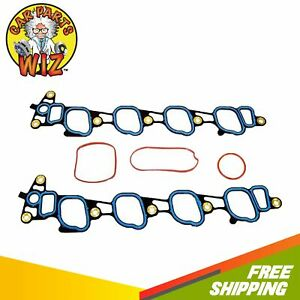Intake Manifold Gasket Set Fits 02 11 Ford Lincoln Crown Victoria 4 6l Sohc