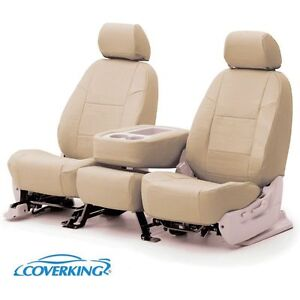 Coverking Seat Cover Front New Gmc K2500 Truck K3500 1995 1998 Csc1l5gm7389