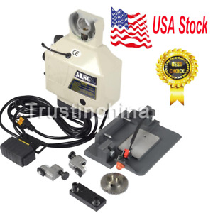 Alsgs Alb 310 Horizontal Power Table Feed Milling 110v Us Fast Ship
