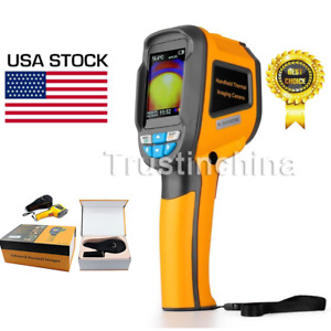 Ht 02 Handheld Thermal Imaging Camera 20 300 Ir Infrared Thermometer I