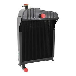 Tractor Radiator Fits John Deere 420 430 With Short Neck Oe At10299 Am2959t