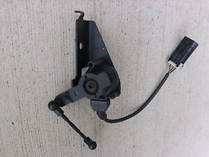 Ride Height Sensor Gm Oem 22175444 Rear L W Link Tested Warranty Priority Mail