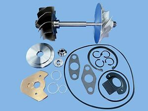 Qsm 2 3 Tier 3 Hx55w Hx55 Turbo Turbocharger Comp Wheel Shaft Rebuild Kit