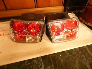 1999 2004 Ford Mustang Gt Tail Lights