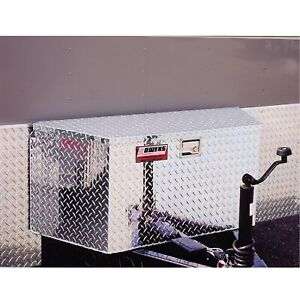 Owens Products 45004 Garrison Trailer Tongue Tool Box