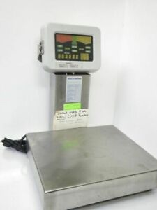 3270 Nci Weigh tronix Weightronix Scale Weigher used And Tested