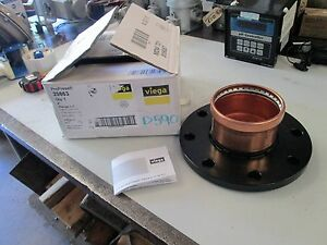 Viega Propress 4 Copper Xl Adapter Flange 20863 nib
