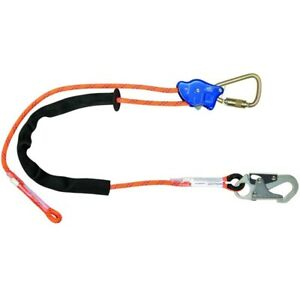 Falltech Tower Climber 6 5 Adjustable Positioning Lanyard 23746