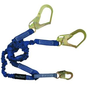 Falltech Fall Protection 6 Tie off Fall Arrest W rebar Hooks