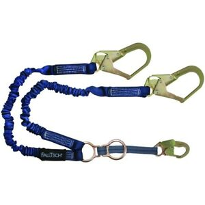 Falltech Fall Protection 6 Tie off Fall Arrest W rebar Hooks And Srl Ring