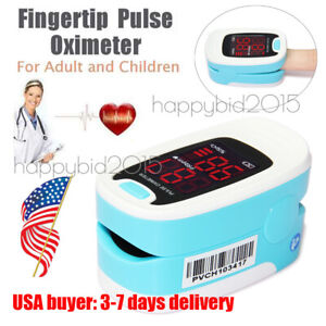 Ce Fda New Finger Pulse Oximeter overnight Record Heart Rate pc Software