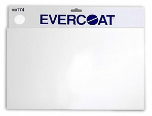 Evercoat 100173 Body Filler Layered Paper Mixing Board Pallette 8 5 X 10
