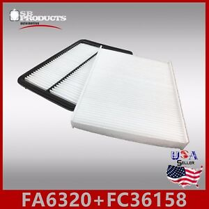 Auto1tech Cabin And Engine Air Filter Combo 2014 2015 Sorento